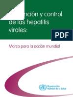 Prevención y control de las Hepatitis Virales.-GHP_Framework_Es