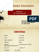 CBD lala, dr. E