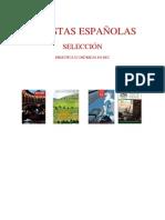 REVISTAS ESPAÑOLAS