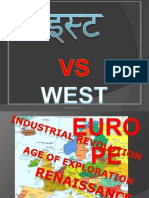 europe and asia- location political and physical features