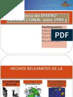 Historia del DISEÑO INSTRUCCIONAL entre 1990 y 2000