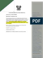 AVISO DE REABERTURA DO RDC PRESENCIAL AV ENGº ROBERTO FREIRE