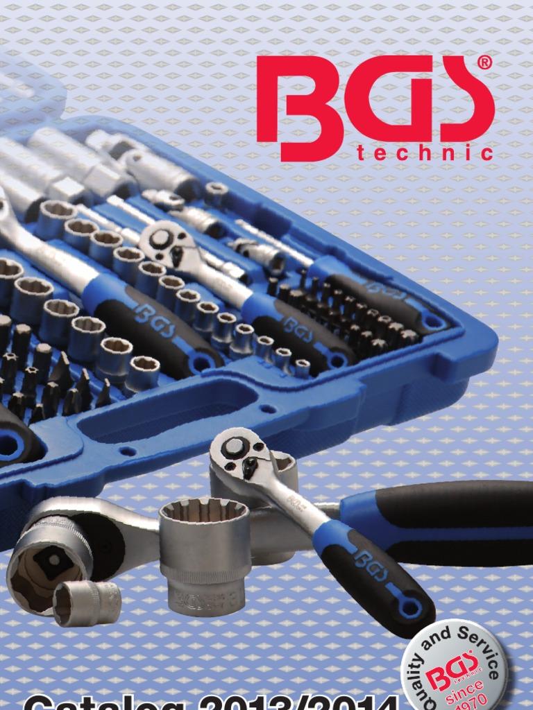 CATÁLOGO BGS | Tools | Screw