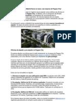 Alquiler de Oficinas en Madrid Llaves en Mano
