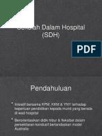 Sekolah dalam hospitan