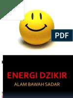 Energi Zikir Alam Bawah Sadar