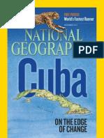National Geographic Magazine USA November 2012