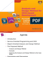 Analysis and Design Method for Osgi-based Development-Azrinsyah Mirza Asfian