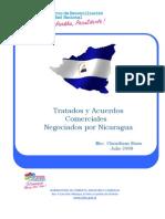 Tratados y Acuerdos Comerciales Negociados Por Nicaragua