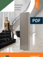 Purmo Katalog Techniczny Grzejniki Dekoracyjne GD 07 2013 PL