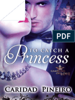 TO CATCH A PRINCESS Romantic Suspense**For Mature Audiences Only**