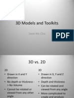 Joon Ho Cho - 3D Models and Toolkits