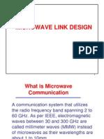 Microwave Link Design.ppt