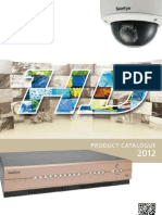 TeleEye Product Cat 2012