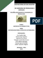 Metodologia Para La Solucion de ProblemasPDF