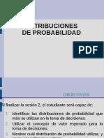 EI 02 Distribuciones de Probabilidad