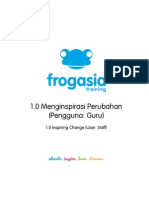 Frog VLE Trainers Guide v2.1
