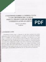 Castro Roig - Texto 1