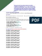 APA Port Channeling