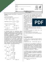Ahe1_equacoes e Problemas