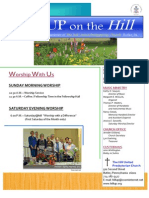 Body of Newsletter June 2013