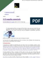 O Evangelho anunciado _ Portal da Teologia.pdf