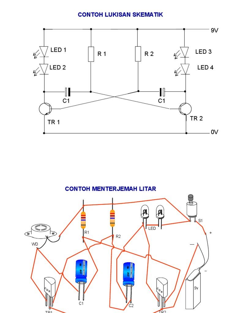 Amazing Skematik Diagram Model - Electrical Circuit Diagram Ideas ...