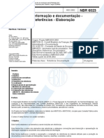 c. NBR 6023_2002 - Referências