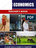 Basic Economics - Teacher's Book