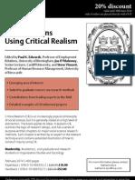 Edwards et al_Studying Organizations.pdf