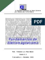 Fundamentos de Eletromagnetismo - CEFET-SC