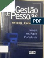 Gestão de Pessoas - Antônio Carlos Gil