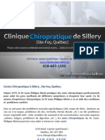 Chiro à Québec - Dr. Louis-Philippe Morin