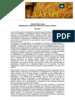 Alfabetización y Educación Básica de Jóvenes y Adultos.pdf
