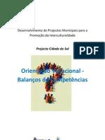 Orientação Vocacional - Balanço de Competências