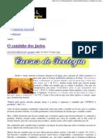 O caminho dos justos _ Portal da Teologia.pdf