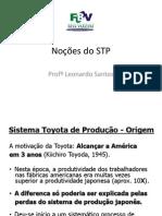 Noções Sistema Toyota de Produção
