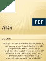 Persentase Aids