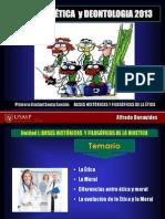 Manual de Etica Historia y Bases de La Etica