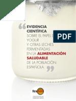 Evidencias Cientificas Sobre El Papel Del Yogurt y Otras Leches Fermentadas