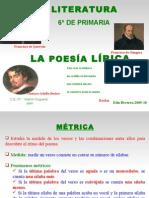 Literatura Poesia Versos Estrofas y Sus Tipos