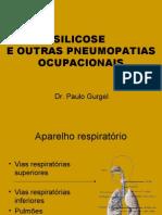 SILICOSE E OUTRAS PNEUMOPATIAS OCUPACIONAIS