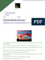 É Possível Decair da Graça_ _ Portal da Teologia.pdf