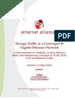Ethernet Alliance FCoE Interop White Paper