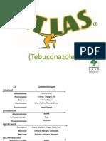 ATLAS 25EW - Hortalizas