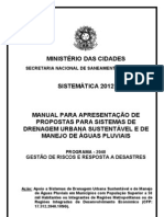 Manual de Drenagem 2012