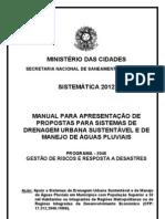 Manual de Drenagem 2012