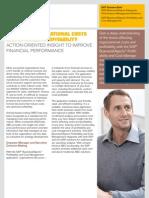 Manage Organizational Costs and Optimize Profitability