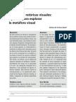 Metáfora visual - Repositorio Institucional