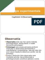 Psihologie experimentala